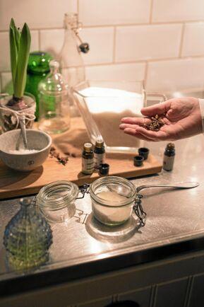 Enkelt recept med naturliga råvaror.