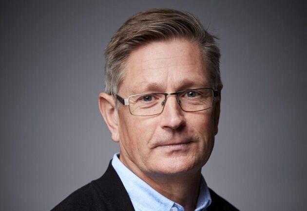 Göran Rune, chef för skogsavdelningen vid Skogsstyrelsen.