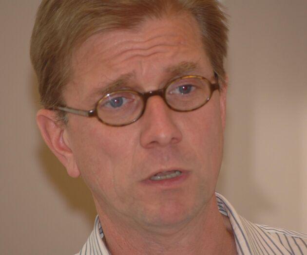 Erik Hartman, VD för branschorganisationen Foder & Spannmål.