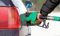 Priset på bensin och diesel höjs tillbaka