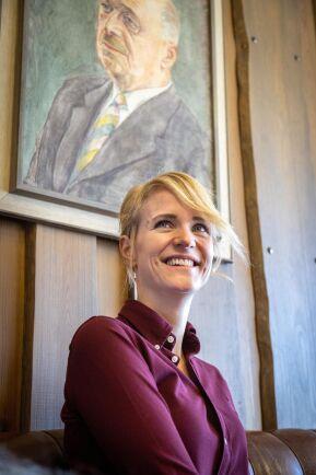 Kari Andersson är fjärde generationen i ledningen för familjeföretaget.