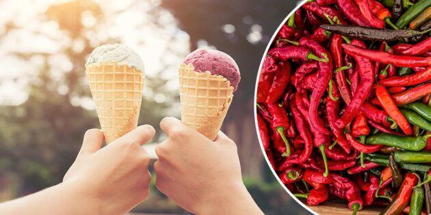 Här är maten som svalkar kroppen – och det här ska du undvika!
