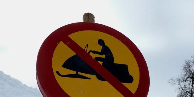 Fick p-böter på skoter – i Stockholm