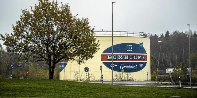 Nytt slag för Boxholm: Kända ostcisternen ska rivas