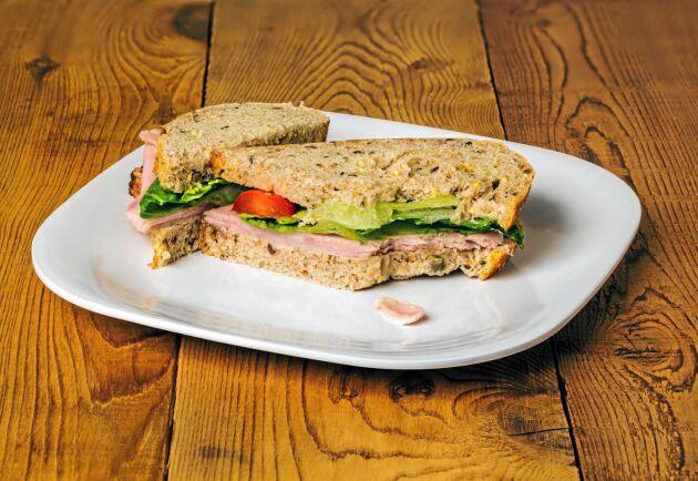 Brittiskt bröd - importerade pålägg. Vad ska engelsmännen äta till lunch när Brexit blir verklighet?