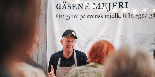 Medaljregn över svensk ost under Ostfestivalen – se alla bilder här!
