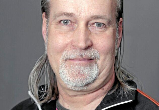 Lennart Holmström, marknadskrönikör på Tidningen Husdjur.