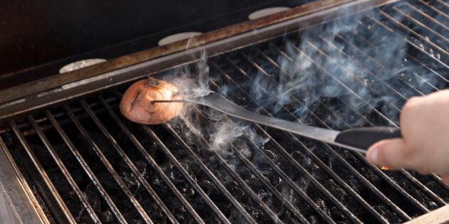 Gör grillgallret skinande rent – 7 smarta knep!