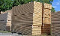 Stigande priser på trävaror