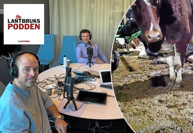 Programledaren Ali Fegan diskuterar den kritik från lantbrukarhåll som sändningen och påföljande reportage fått.