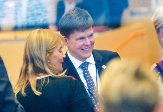 Andreas Norlén är jurist, bosatt i Norrköping och har varit ordförande i riksdagens konstitutionsutskott.
