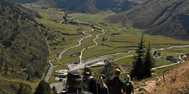 Häng med Land på vandringsresa till Bad Gastein