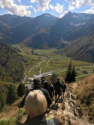 Långa vandringar och härliga vyer – allt i frisk bergsluft.