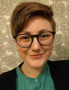 Julia Löf, projektledare för #Ungapålandsbygd.