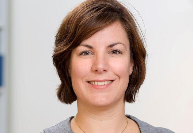 Karin Olofsson-Sannö, biträdande statsveterinär SVA.