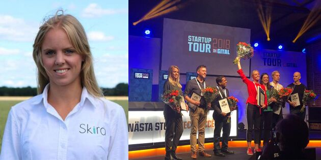 Skira vidare i Startup Tour 2018