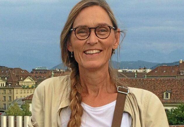 Bättre juverhälsa kan bidra till ökad mjölkproduktion i Rwanda, enligt Renée Båge, veterinär och docent i reproduktion vid SLU.