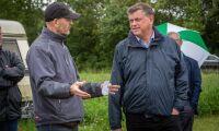 Tillsätter expertgrupp för lantbrukarnas ekonomi