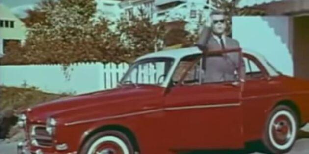 Var Volvos reklamfilmer roligare förr?