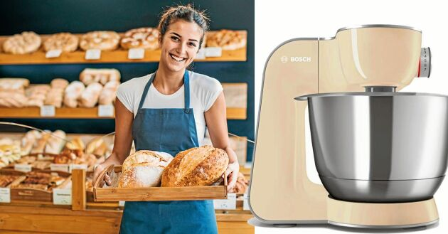 Tävla med ditt bröd i Lands stora baktävling Året Landbröd. Du kan vinna en proffsig bakmaskin.