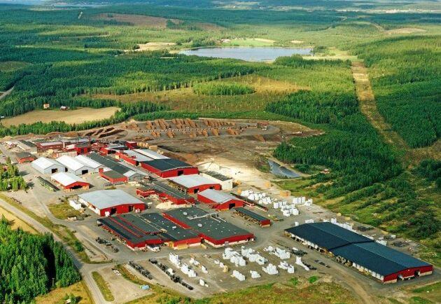Martinsons sågverksanläggning i Bygdsiljum kommer att få en ny huvudpanna.
