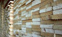 Svagt uppåt för trävaruexporten