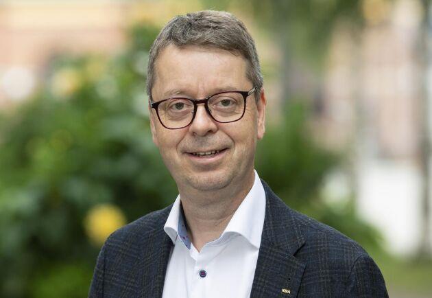 Pär Lärkeryd, VD för Norra Skogsägarna.