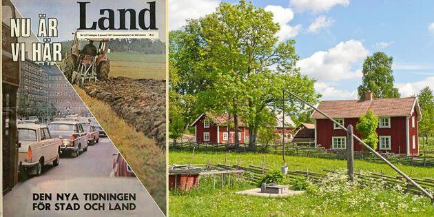 Land påverkar & driver! Börja kompostera och stoppa djurplågeriet