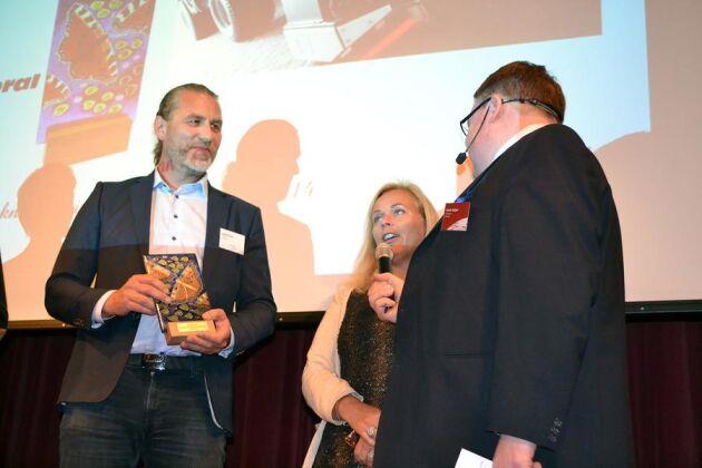Heatweed Technologies blev Årets Ekoföretag.