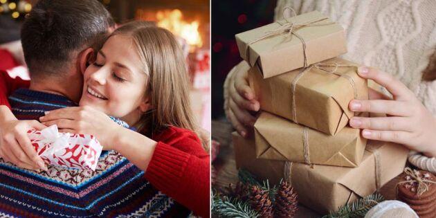 Ny undersökning: Trendigt med begagnade julklappar