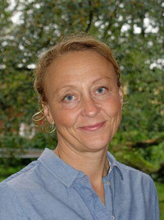 Jeanette Elander, ordförande Sveriges Grisföretagare.