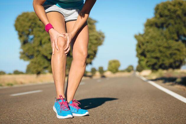 Ny forskning visar att även många unga och medelålders aktiva och elitidrottare drabbas av artros.