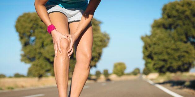 Artros: 7 vanliga tecken du ska se upp med