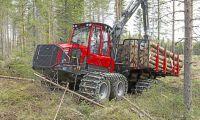 Komatsu planerar ny fabrik för skogsmaskiner
