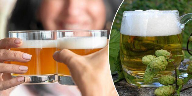 Fem anledningar att välja svensk öl på Ölets dag