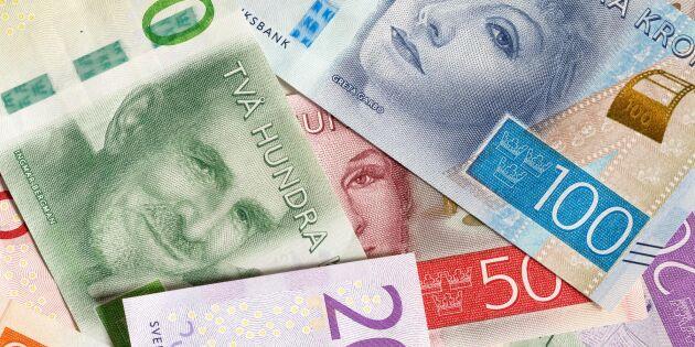 Sverige i topp när handeln blir kontantfri