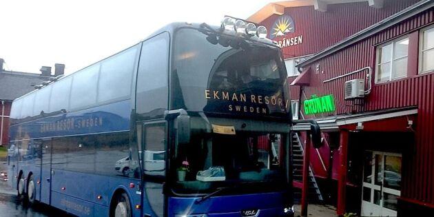 Busschauffören Jan blev rikskändis efter resan med flyktingarna