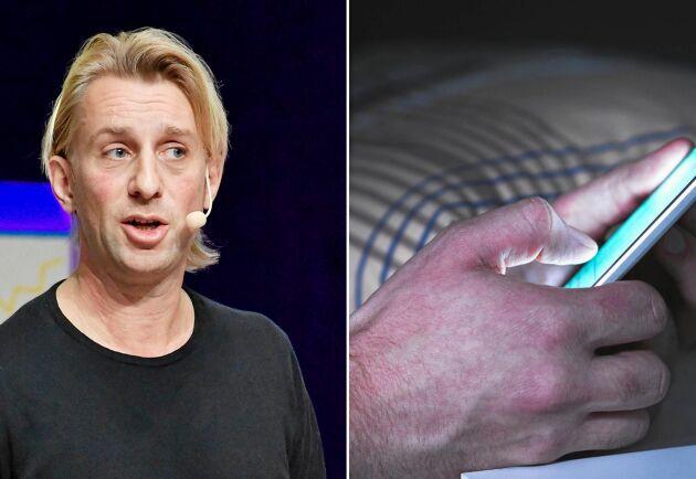 Bara att ha mobilen påslagen och nära till hands kan skapa en stress. Författaren Anders Hansen ger tips på hur du kan göra i stället.