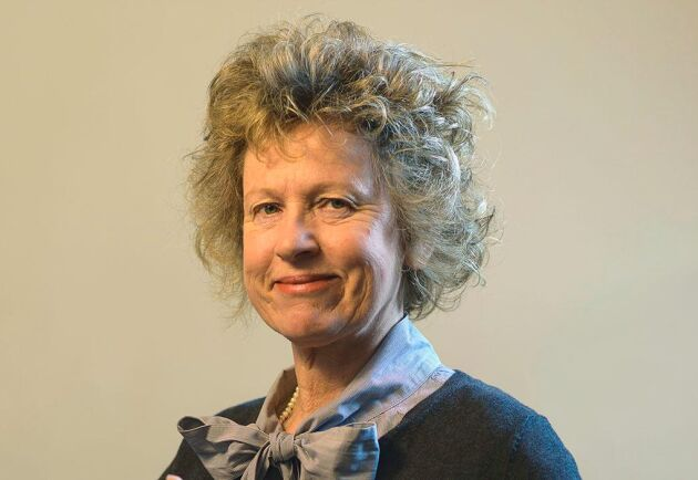 – Grannarna är ofta beredda att betala mest, säger Charlotte Odell Zinn.