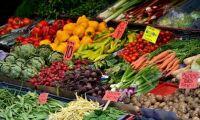 Priserna på grönsaker fortsätter stiga