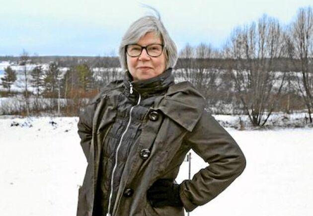Gunhild Stensmyr, Risudden.