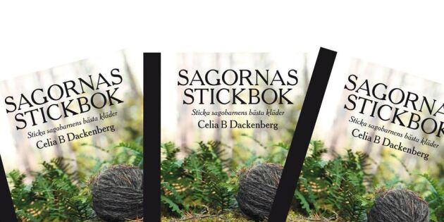 """AVSLUTAD: Vinn boken """"Sagornas stickbok"""""""
