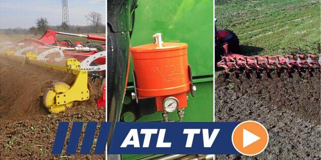ATL TV: Ny teknik för silotäckning