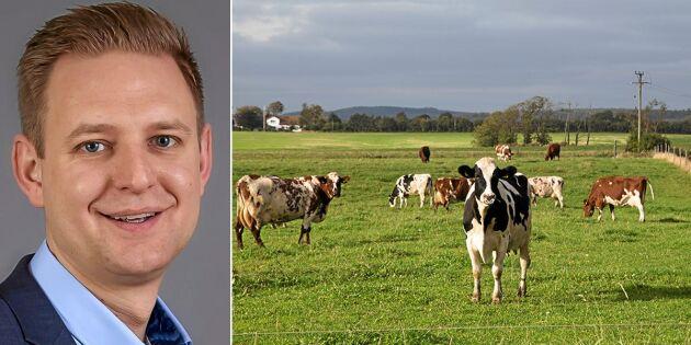 """Debatt: """"Kommuner och landsting måste ställa upp för svenska bönder"""""""