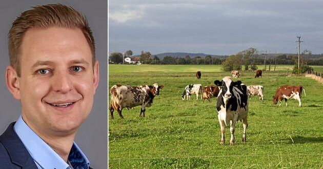 """""""Alla kommuner och landsting borde ställa krav på bakteriefritt kött"""", skriver Per Svensson (S), oppositionsråd i Falkenbergs kommun."""