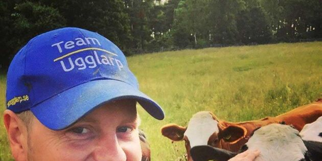 Mjölkbonden söker fru via Facebook