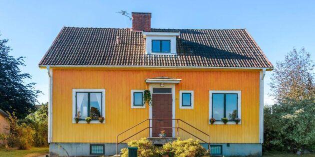 Nu kan Sveriges mest omtalade hus bli ditt – visning i helgen