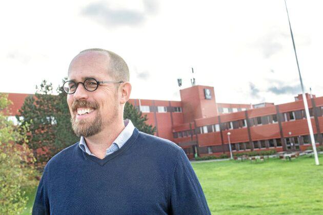 """""""Det här är ett spetsprojekt och vi vill få konsumenterna att förstå värdet av det"""", säger projektledare Fredrik Sundblad."""