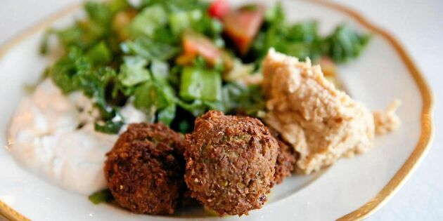 Falafel på bondböna – smakrik vardagsfavorit