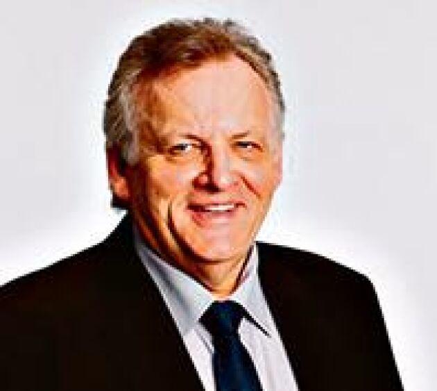 Morten Kristiansen, VD Moelven: – Målet är att vi då når en omsättning i nivå med dagens, kanske lite större, och det kommer vi att göra på färre bolag än vi har i dag.